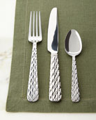 "20-Piece Bombay ""Tufted"" Flatware Service"