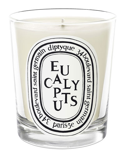 Bougie Eucalyptus Scented Candle, 190g