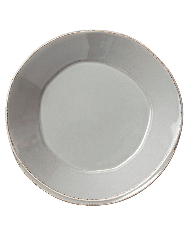Vietri Dinnerwares LASTRA PASTA BOWL, GRAY