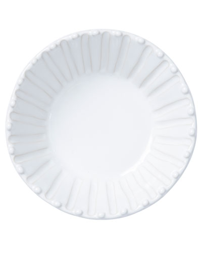 Incanto Stone Stripe Cereal Bowl, White