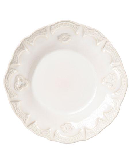 Vietri Incanto Stone Lace Pasta Bowl, Linen