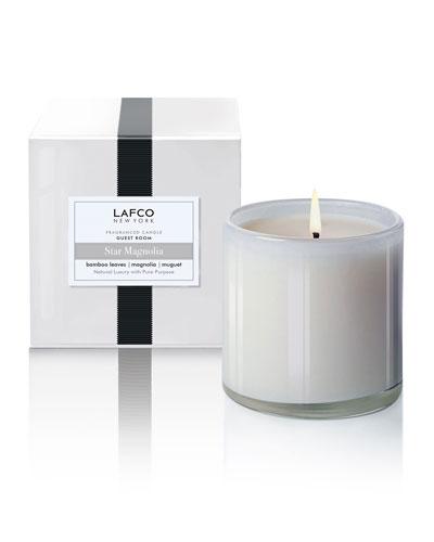 Star Magnolia Signature Candle – Guest Room, 15.5 oz./ 440 g