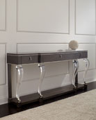 caracole Keep Me Posted Console Table