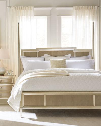 Jasmine King Poster Bed