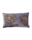 Aviva Stanoff Mineral on Midnight Moon Pillow, 12