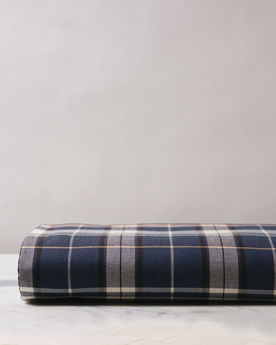 Scout Queen Fitted Sheet