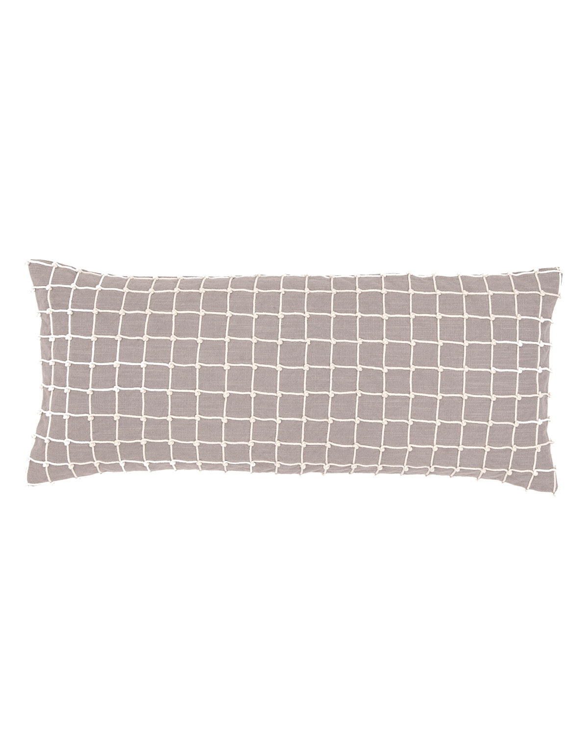 Chadna Pearl Decorative Double Boudoir Pillow