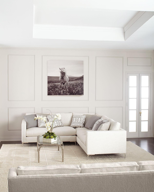 Eden 3Piece Sectional Sofa