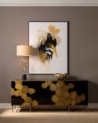 Honeycomb Credenza