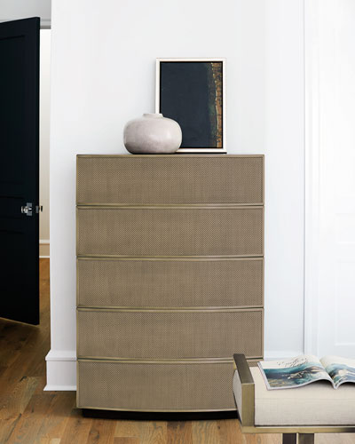 Profile Tall 5-Drawer Chest