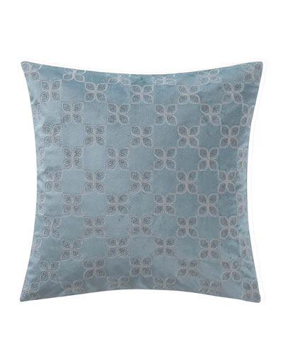 Molani Velvet Decorative Pillow, 18