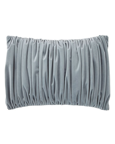 Florence Velvet Oblong Pillow