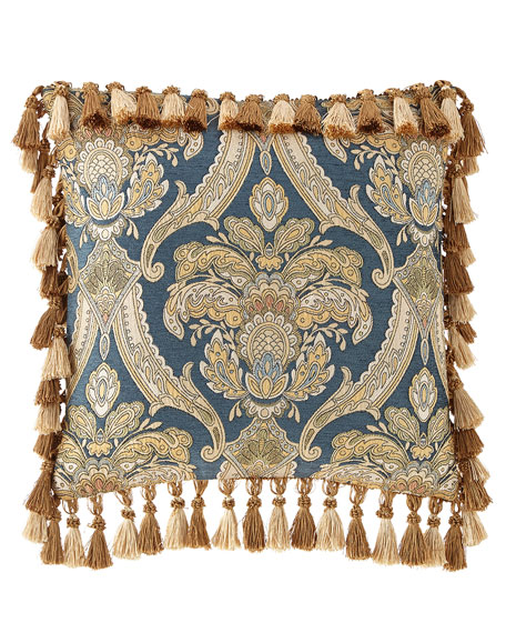 "Austin Horn Collection Celia Main Pillow, 20""Sq."