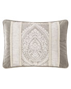 Austin Horn Collection Novette Boudoir Pillow