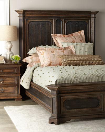 Casella Queen Mansion Bed