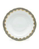 Herend Fishscale Salad Plate