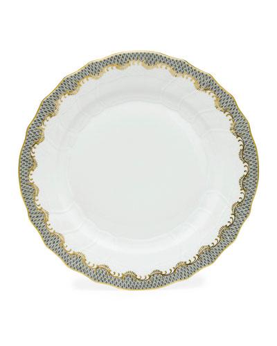 Fishscale Dinner Plate
