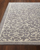 Poppy Hand-Tufted Rug, 3.9' x 5.9'