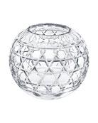 Royal Medium Vase, Clear