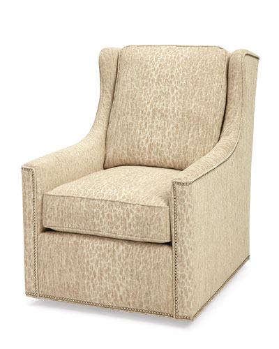 One-of-a-Kind Swivel Chair
