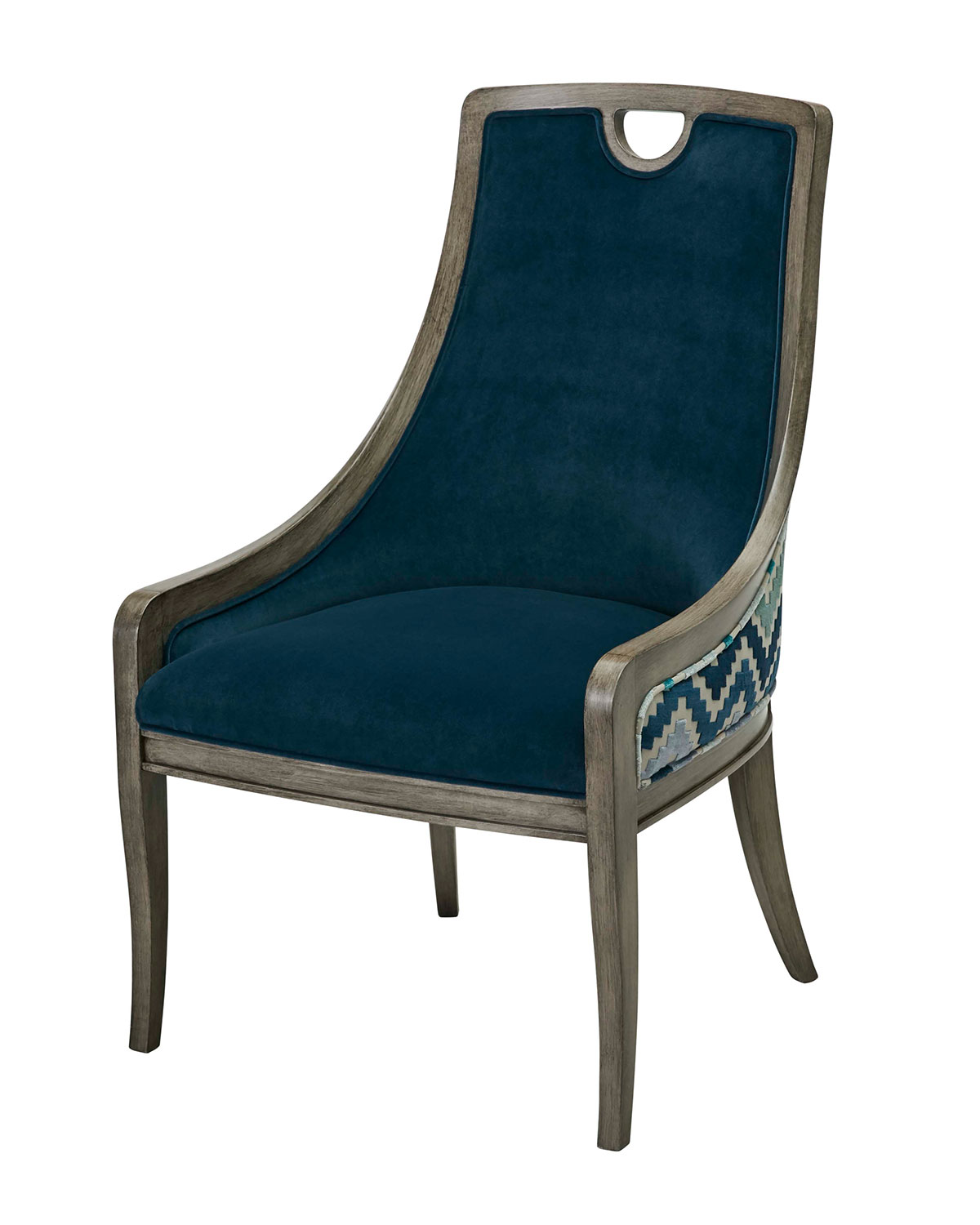 OneofaKind Keyhole Chair