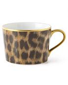 Hutchinson Leopard Tea Cup