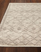 Maksym Hand-Knotted Rug, 3.6' x 5.6'