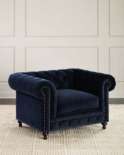 Tia Tufted Chair