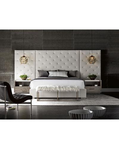 Parigi Tufted California King Bed
