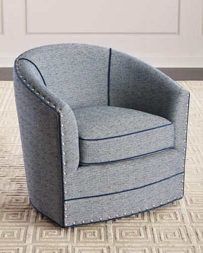 Spruce Swivel Chair