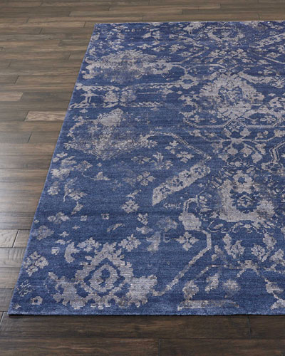 Kady Hand-Knotted Runner, 2'3