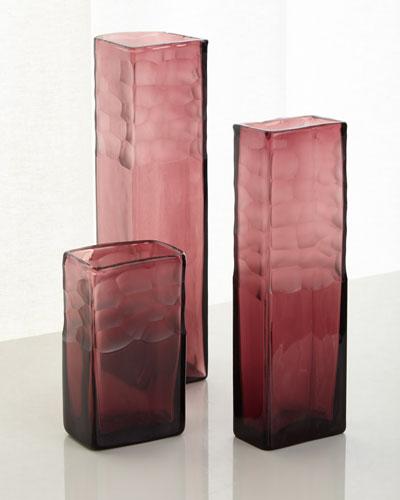 Purple Vase Neiman Marcus