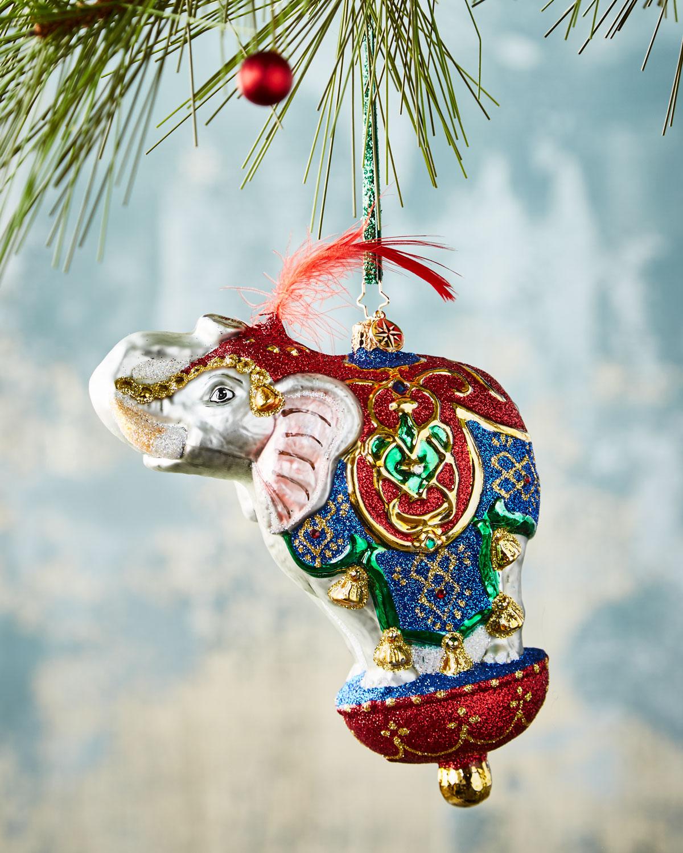 Christmas Ornamental Mammoth Christmas Ornament