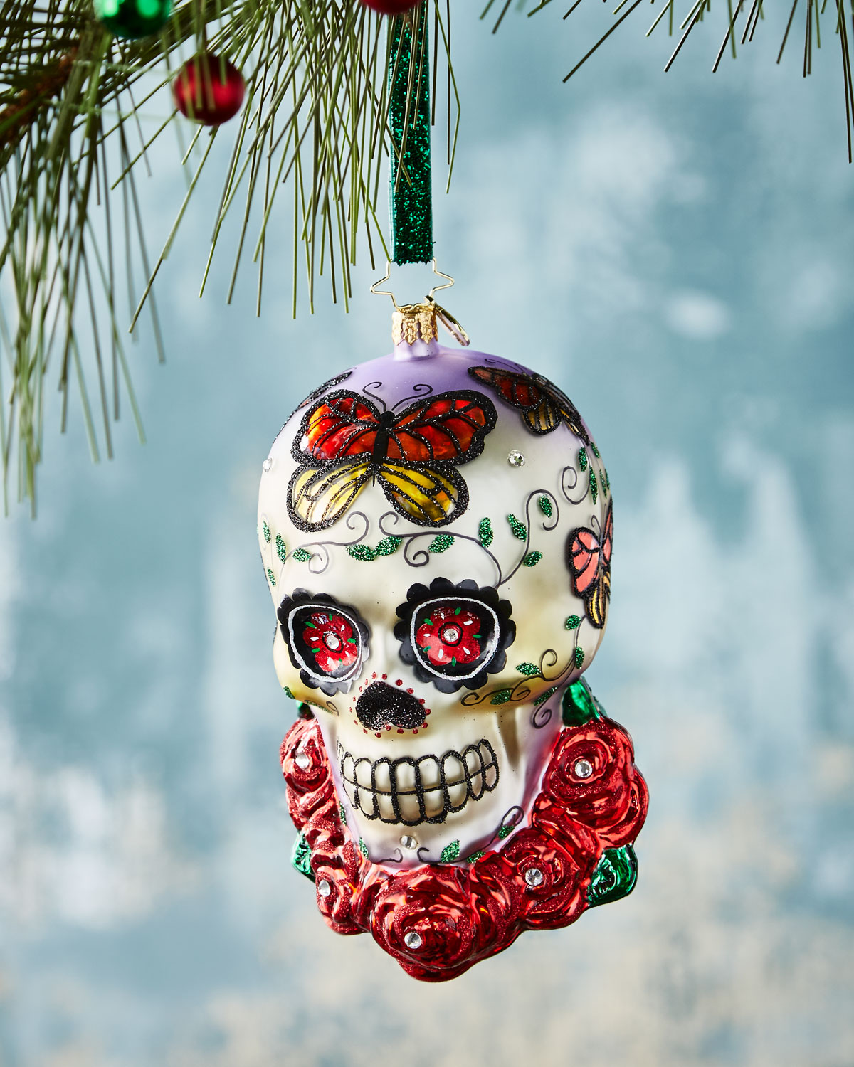 A Head for Details Christmas Ornament