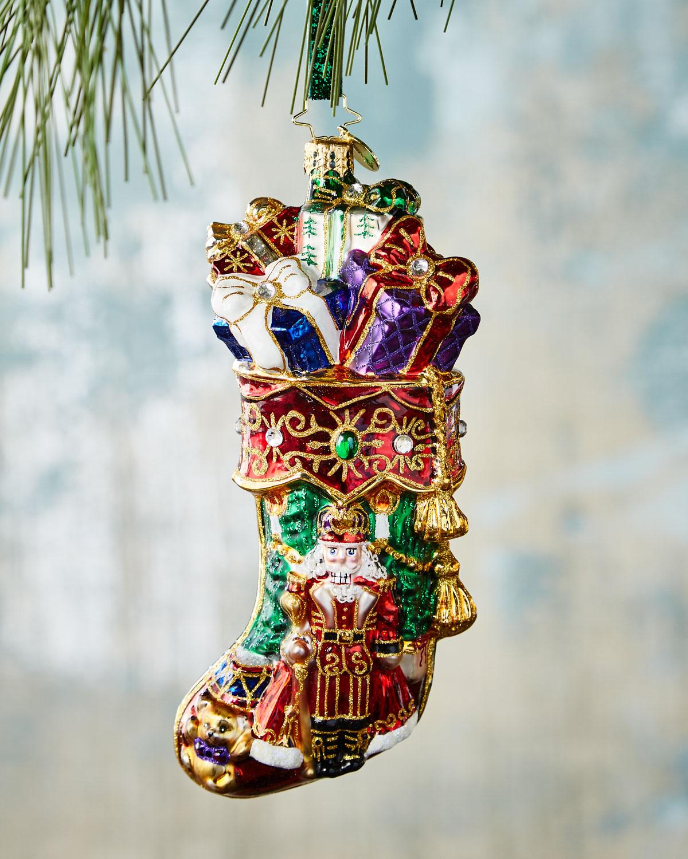 Royal Stocking Stuffers Ornament