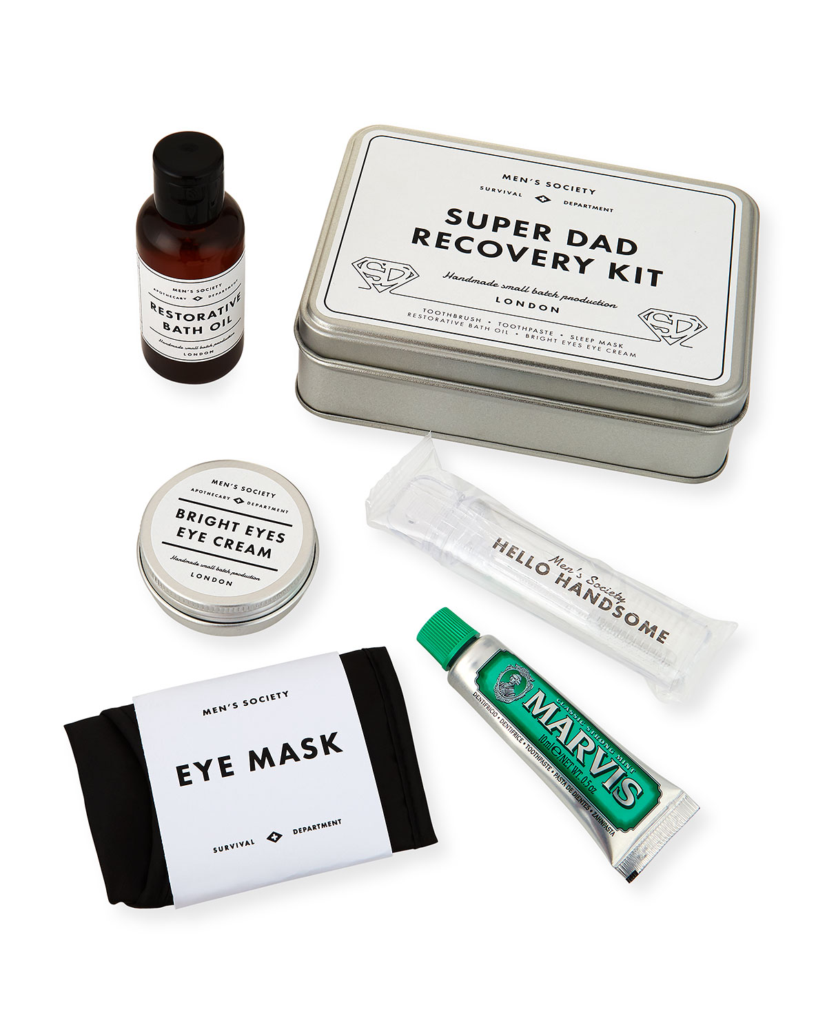 Men's Super Dad Recovery Kit