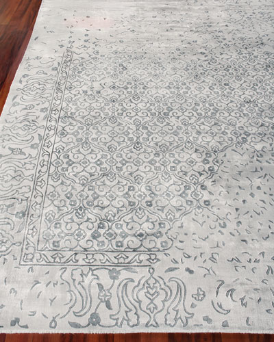 Caidence Hand-Knotted Rug, 10' x 14'