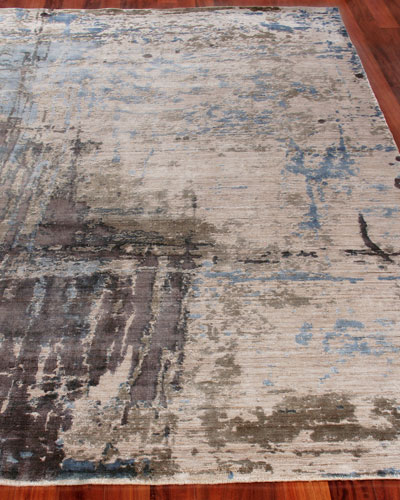 Chrissy Hand-Knotted Rug, 8' x 10'