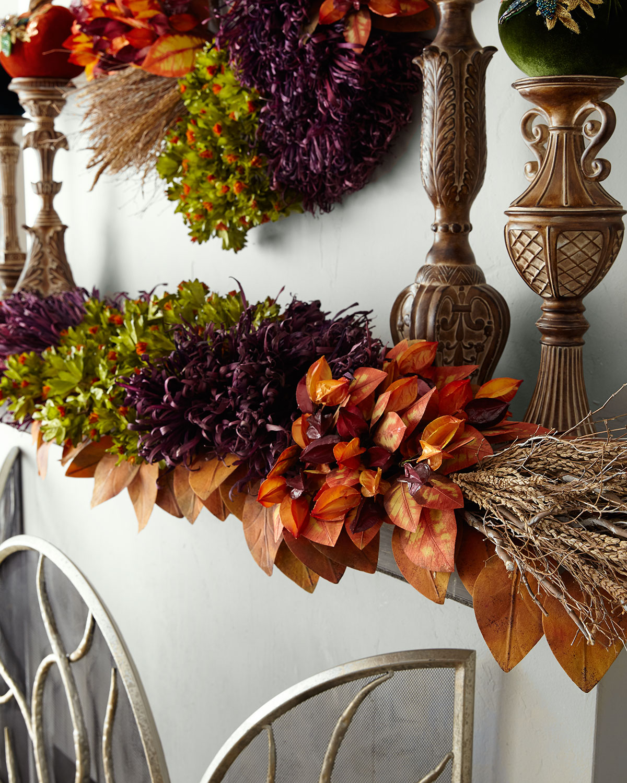Fall Harvest Garland