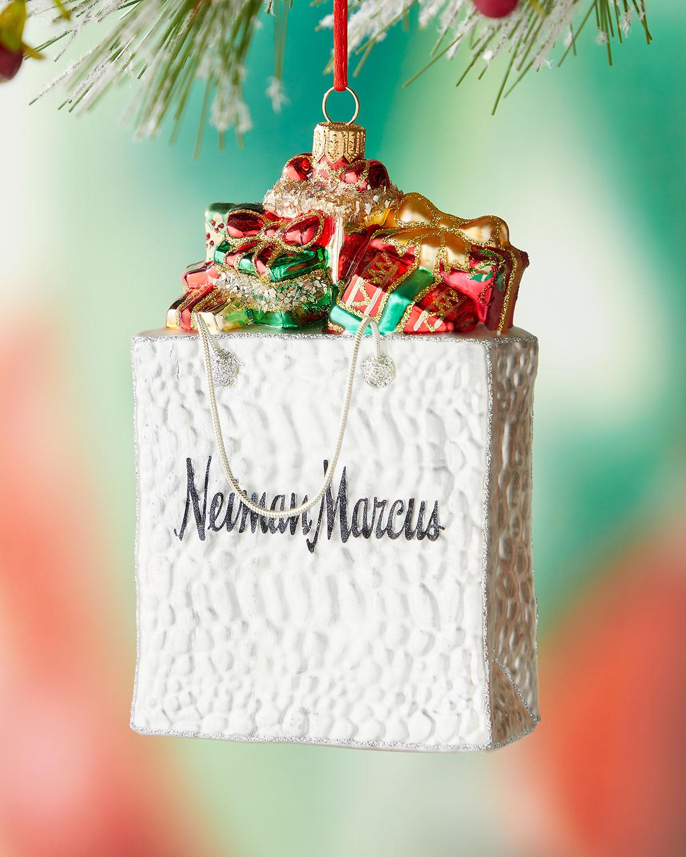 2018 Annual Edition NM Shopping Bag Christmas Ornament