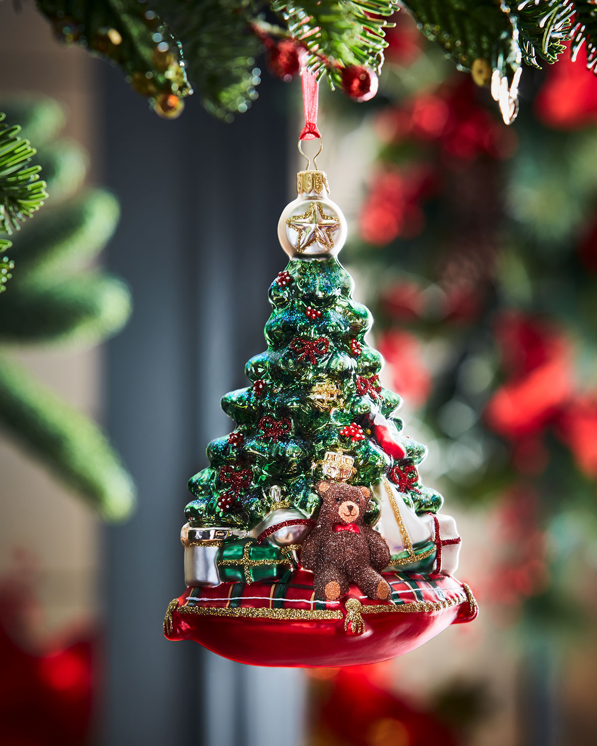 Sexy christmas tree ornaments