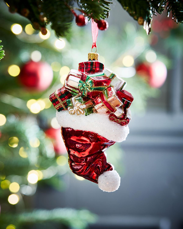 Stocking Christmas Ornament
