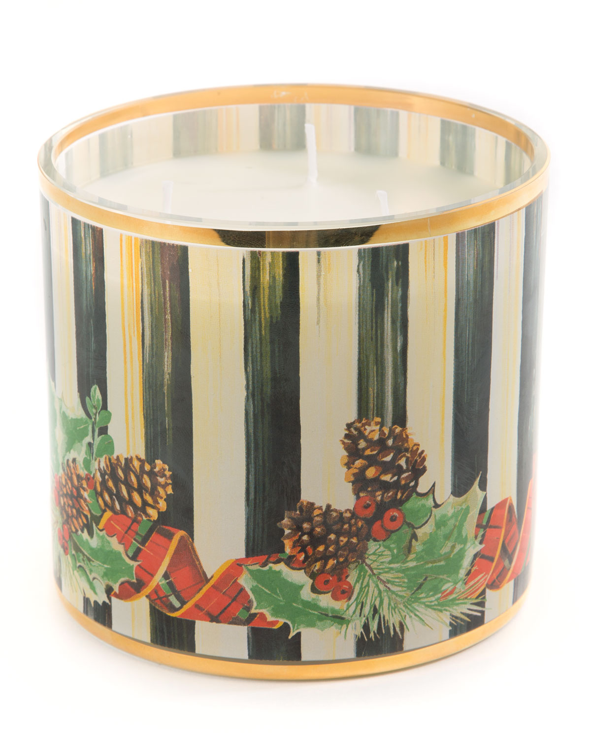 Evergreen Scented Holiday Candle
