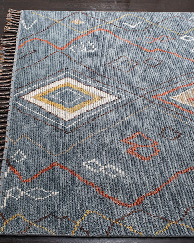 Madrid Hand-Knotted Rug, 8' x 10'