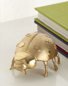 Brass Ladybug and Matching Items & Matching Items