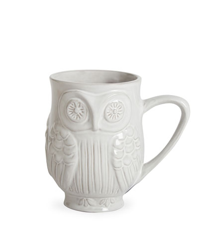Utopia Woodland Owls Mug