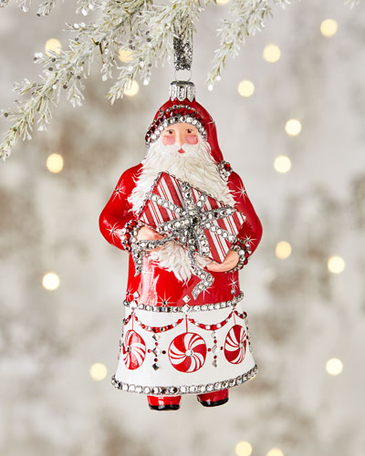 Quadrille Noel Ornament
