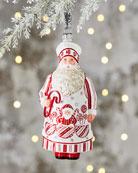Patricia Breen Cedric Baker Claus Ornament