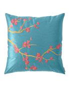 Lili Alessandra Ming Square Pillow