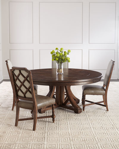 Wellington Round Dining Table
